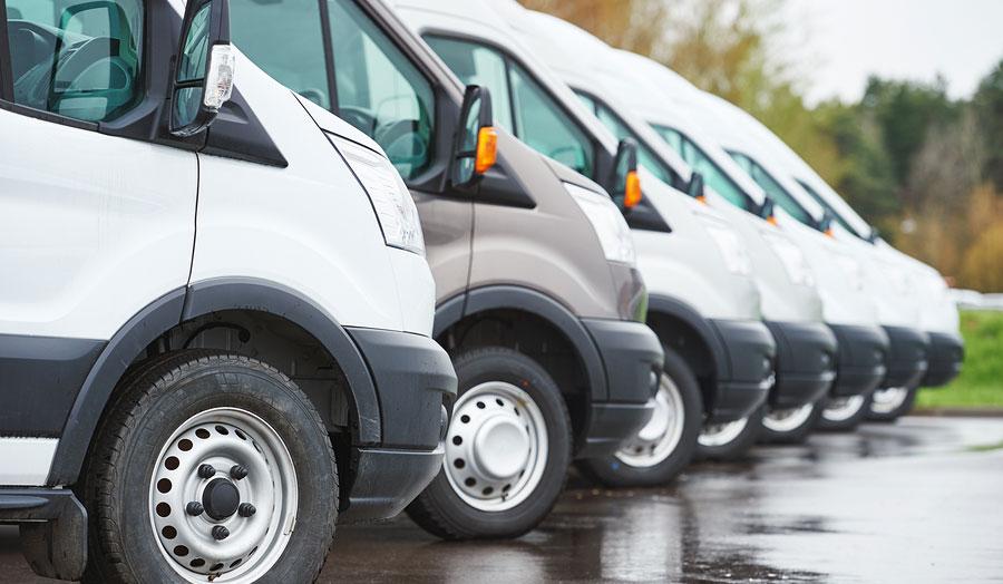 commercial auto vans